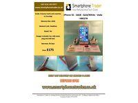 iPhone 5S - 16GB - Gold/White - Voda - HBE278