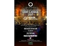 Lush Classical - 4 Standing Tickets