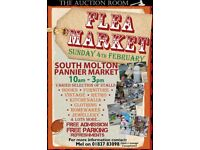 South Molton Indoor Flea Market