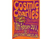 Cosmic Charlies (Grateful Dead covers) live at The Betstey Trotwood