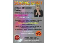 An awareness and development course in Mediumship with Chantelle Lockhart