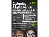MATHS TUITION CLASSES FOR GCSE YEAR 10 & 11. Location - Hornchurch, Essex