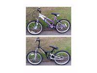 """Apollo Black RS20 or Lillac 20"""" Bike"""