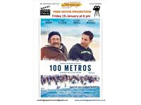 "Free Movie Projection: ""100 Metros"" - Spanish with English subtitles"