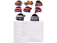 ELECTRIC car EVOQUE RANGE / LAND ROVER STYLE CHILDS RIDE ON CAR
