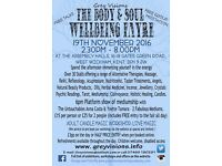 The Body & Soul Wellbeing Fair