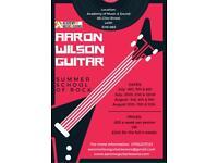 Guitar Summer School of Rock!