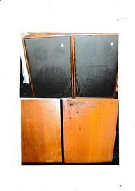 Goodmans Vintage Magnum Speakers