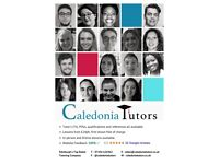 Caledonia Tutors - Maths, English, Biology, Chemistry, Physics | Online Tutoring + First Lesson Free