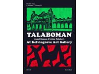 4 * Talaboman (John Talabot & Axel Boman) @ Kelvingrove Art Gallery & Museum
