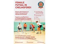 Female Futsal - Essex