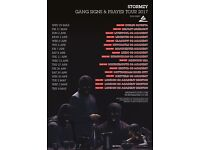 4 X Stormzy Tickets Standing O2 Academy Brixton, London 2nd May