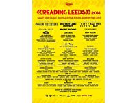 Reading Festival EARLY ENTRY PERMIT ONLY