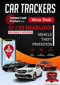 Insurance Approved Car Van Trackers Cat S7 £299, Cat S5 £399 Installed, Tracker From £125 fitted