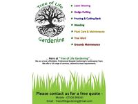 Tree of Life Gardening