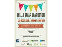 Clarkston Car Boot Sale