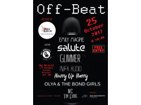 Off-Beat 2017- FREE ENTRY!