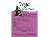 Yoga Classes in Belsize Park