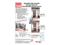 CD - High Capacity Storage Unit - Holds 720 CD's