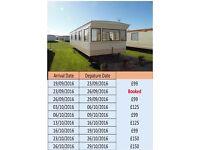 Towyn 3 Bedroom Caravan Edwards Leisure Park E274/EDWSHE