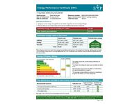 Energy Performance Certificate (EPC) - needed if you're Selling or renting your home