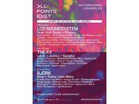 All Points East Festival - Friday 25th May