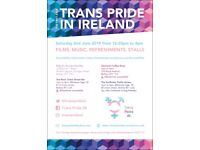 Trans Pride NI Rally for Gender Equality