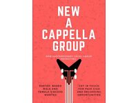Musicians Wanted for New Semi-Pro A Cappella Group in Exeter ££ opportunities