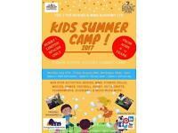 Kids Summer Camp, activities, boxing, mma, rugby, football, school holidays Toe 2 Toe Gym Coventry