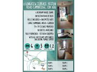 Ensuite Fully Furnished Room in Professional City Center House Share only £520 all inclusive