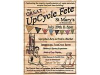 The Great UpCycle Fete (Upcyclers wanted!!)