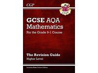 GCSE AQA MATHEMATICS 9-1 REVISION BOOK