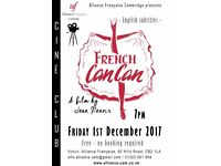 """Ciné-club: """"French Cancan"""" by Jean Renoir (1955)"""