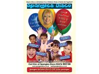LADY DJ Avail for Childrens Party Call Kim at Spangles Childrens Disco Coventry