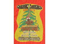 Grateful Dead and more at A very Terry Christmas with The Cosmic Charlies! Fiddlers Elbow, Camden