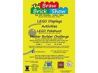 LEGO show in Cumbernauld - Braw Brick Show
