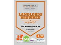 Landlords, We are happy to manage your property!
