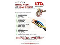Electrician Glasgow - LTD Building Services