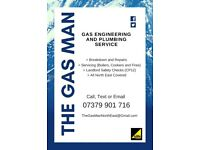 Gas Servicing - Landlord (CP12) - Breakdowns - From £35 - All North East Covered