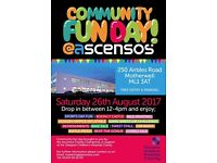 Community Fun Day at Ascensos