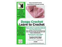 Crochet Class in Abergavenny