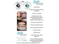 Lush White Teeth Whitening Charcoal