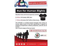 Recruiting Runners for Half-Marathon 16.10 - TRANSPORT PROVIDED and FEES COVERED