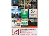 Professional Graphic Designer - POSTERS, BROCHURES, BUSINESS CARDS, BRANDING