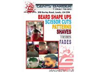 """IS Gents Barbers """"Life isn't perfect but your hair can be!"""""""