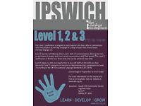 British Sign Language Level One, Two and Three