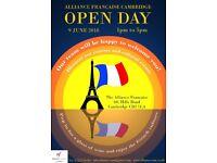 Open Day 2018 - Alliance Française Cambridge
