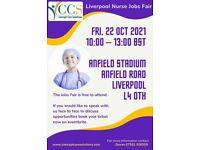 Liverpool Nursing Jobs Fair