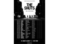 The Snuts standing tickets, The Venue Derby, Saturday 6 November 2021