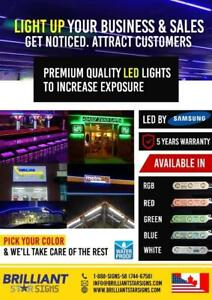 Lite Up your Business & Sales with Premium Quality LED Modules - Enhance your Store or Business with LED Lights Glow